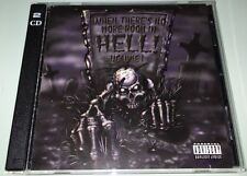 When There's No More Room In Hell! Volume 1 [2CD's] 2006 RARE Indie Hip Hop