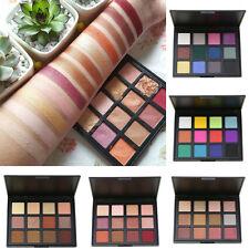 Kits 12 Couleurs Palette Fard Ombre à Paupières Mat Glitter Eyeshadow Maquillage