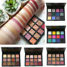 12Colors Beauty Eye Shadow Makeup Cosmetic Shimmer Matte Eyeshadow Palette Tool~