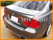 2005-2011 BMW E90 328i 335i 4Dr Sedan M3 Look Painted Trunk Spoiler Wing Lip