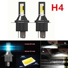 2x H4 Car LED Headlight Headlamp 26000LM 6000K 110W Conversion Bright Bulb 360°