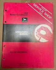 John Deere 1424 Mower Conditioner Operator Manual Om E69573 B 6