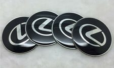 4X Fit  most Lexus  WHEEL CAPs Alloy  EMBLEM Stickers 65mm NEW 3D