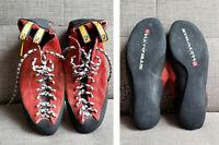 5.10 Coyote Rock Climbing Shoes Mens sz 10 womens 11.5 eur 43 - Worn Twice