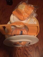 Brand new Tupperware set of Bake to Basic Slicer System Rare