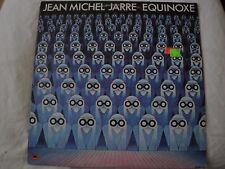 JEAN MICHEL JARRE EQUINOXE VINYL LP ALBUM 1978 POLYDOR RECORDS PD-1-6175, STEREO