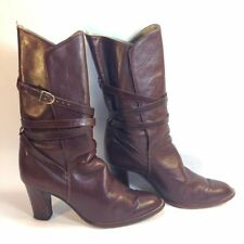 ugg australia leather buckle casual boots for ebay