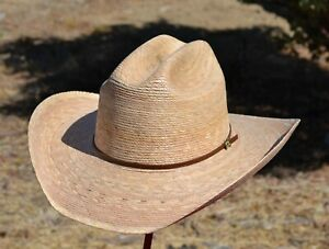 Alamo Hat Co 10X Sahuayo Palm Kids/Youth Cowboy Hat (6 1/8 - 6 7/8)