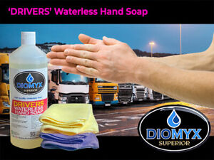 DIOMYX Superior DRIVERS Waterless Hand Soap