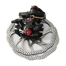 SRAM Avid BB7 Mtb Mecánico Freno de disco delantero/posterior calibrador rotores HS1 de 160mm