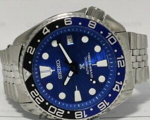 SEIKO DIVER 7002-700J LOVELY SAVE THE OCEAN MOD AUTOMATIC MENS WATCH SN. 020603