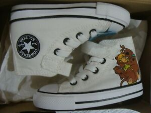 Converse Scooby Doo Shaggy Infant Toddler Shoes 769078F Size 5~8