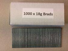 18Gauge 32mm Brad Nails (1000)