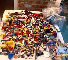 Huge Bundle LEGO Approx 4 kg Incl star wars batman Minecraft Toy Story Creator