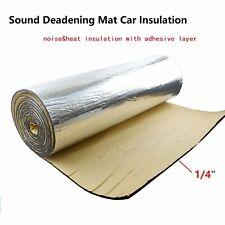 Car Insulation Strong Sound Deadener Heat Killer Mat Self Sticker 20
