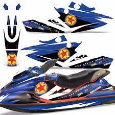 Decal Graphic Wrap Kit Jet Ski Jetski Bombardier Parts Sea-Doo GSX 1996-1999 R S