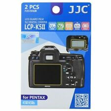 Screen Protector JJC for Pentax K Camera
