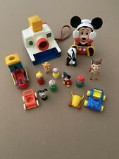 Disney And Other Vintage Toys