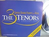The 3 Tenors in Concert 1994- Libiamo- 2-Track--Promo-MCD