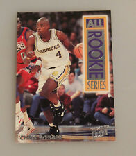 1993-94 ultra Fleer chris webber all Rookie series
