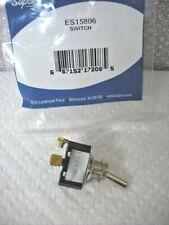 Switch, Toggle, SPST, 2-Terminals w/Screws, ES15806