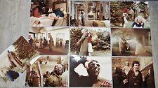 le manoire de la terreur ZOMBIE 3 ! Andrea Bianchi rare jeu photos presse cinema