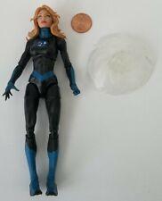 """Loose Complete Marvel Legends Super Skrull BAF 6"""" Invisible Woman Action Figure"""