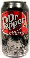 FULL12oz (355ml) Can American Limited Edition Dr. Pepper Cherry USA 2010