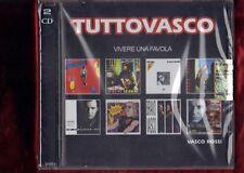 VASCO ROSSI-TUTTO VASCO CD NUOVO SIGILLATO