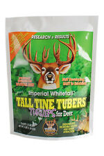 1 lb Whitetail TALL TINE TUBERS Seeds Deer Plot Seed Turnips Brassica Purple Top