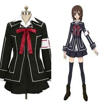 Vampire Knight Yuki Kuran Cross Cosplay Costume Uniform Dress Outfit Suit Attire