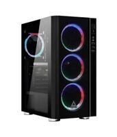 NEW Gaming PC Ryzen 3600 6 Core 4.2Ghz Computer 16GB DDR4 500 GB SSD R9 390 8 GB