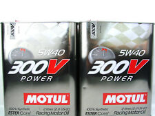 13.25 Eur/l MOTUL 300v Power 5w40 Vollsynthetisch 2l