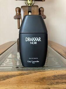 Drakkar Noir Eau De Toilette Splash 3.4oz 100ml Vintage Cosmair