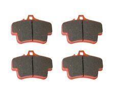 Brake Pad Set - Racing RS 4-4 (Orange) Pagid Racing U2405 RS 4-4 / 99 5541 536
