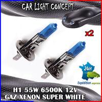 ampoule xenon H1 de voiture 55 w 12 v clear pour phare blanc optique X 2 pièces