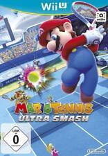 Nintendo Wii U Mario Mario Tennis Ultra Smash NEU