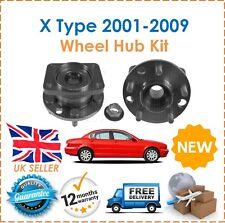 für Jaguar X-Type 2.5 2.2 3.0 V6 AWD 2001 2009 Hinterrad Nabe Lagerkit NEU