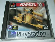 PS one - PlayStation 1 - Formel 1 - Game/Motorsport/Action/Anleitung
