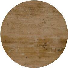 Werzalit Tischplatte 80 Cm rund Findus Wetterfest Ersatztischplatte Bistro 295