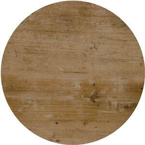 Werzalit Tischplatte 70 cm rund Findus wetterfest Ersatztischplatte Bistro 295