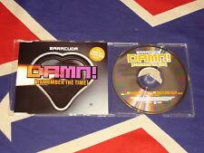 BARACUDA - damn! 5 trk MAXI CD 2002
