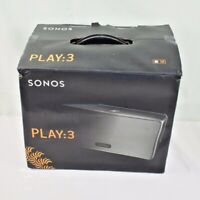 Sonos Play 3 - Mid-Sized Wireless Smart Home Speaker for Streaming Music Amazon