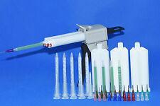 50Ml Epoxy Resin Gun Dispenser Static Mixer Mixing Nozzle Gun Applicator 1:1 2:1