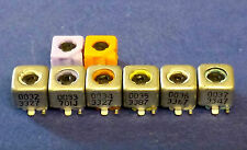 Toko MC152   Variable Inductor .......Lot of 8 .......