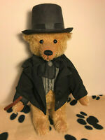 "ROBIN RIVES ""BRUNEL BEAR"" L/Ed: 63 of 100. A Very Collectible Charlie Chappie!"