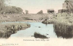 Potcheftstroom, North Bridge Mill,  South Africa.