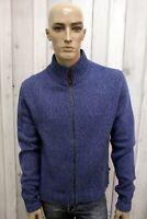 DOLCE&GABBANA Taglia XL Maglione 52 Uomo Lana Man Casual Pull Pullover Sweater