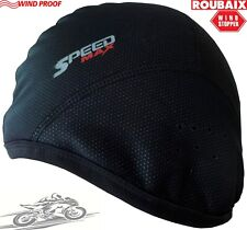 MOTORBIKE MOTORCYCLE CYCLING UNDER HELMET SKULL CAP THERMAL WINTER WIND-STOPPER