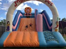 Commercial Inflatable Slide Magic Carpet